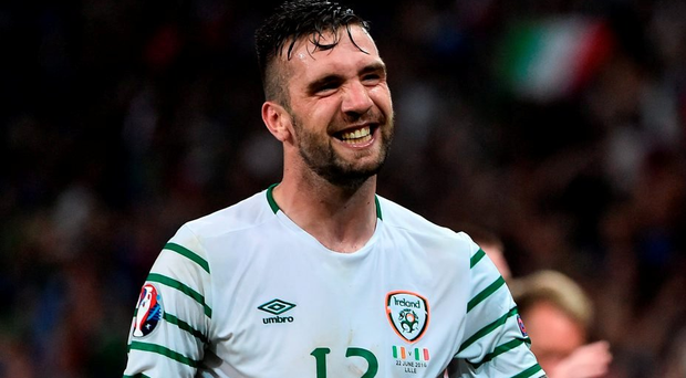 Shane Duffy Picture: Sportsfile