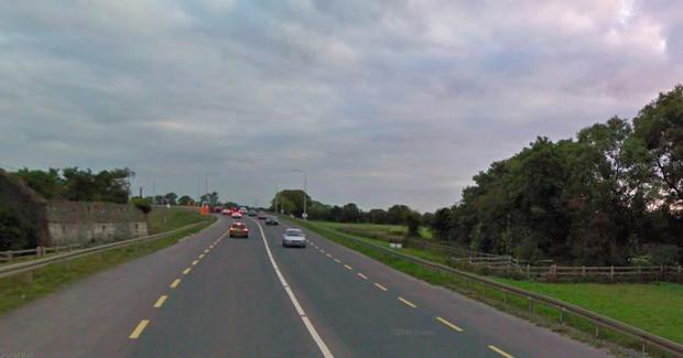 The R147 at Pace, Dunboyne in Meath (Photo: Google Maps)