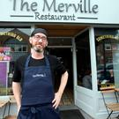 John Moore, owner of The Merville restaurant in Finglas. Photo: Tony Gavin 23/8/2016