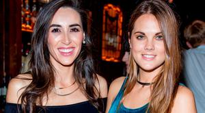 Aoife Nelia & Corrina Durran at the launch of the Heineken Star Series at The Ivy, Parliament Street. Picture Anthony Woods