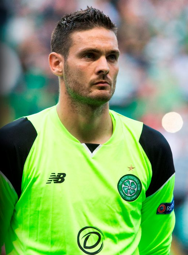 Celtic goalkeeper Craig Gordon is looking forward to this evening's Champions League group stage draw. Photo: Jeff Holmes/PA Wire