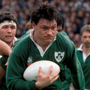 Irish rugby player Steve Smith was part of the 1989 Lions squad Photo: Mike Brett / Popperfoto / Getty Images