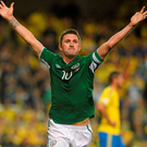 Robbie Keane made the most of his talent – and the numbers prove it Picture: Sportsfile