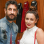 GAA Star Paul Galvin and RTE's Louise Duffy at the Original Penguin AW Collection preview at Denzille Cinema 24 August.
