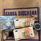 Items recovered during the raids (Photo: Garda Siochana)