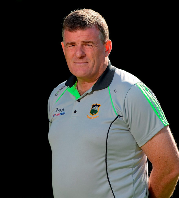 Kearns: Impressed by Fitzmaurice. Photo: Sportsfile