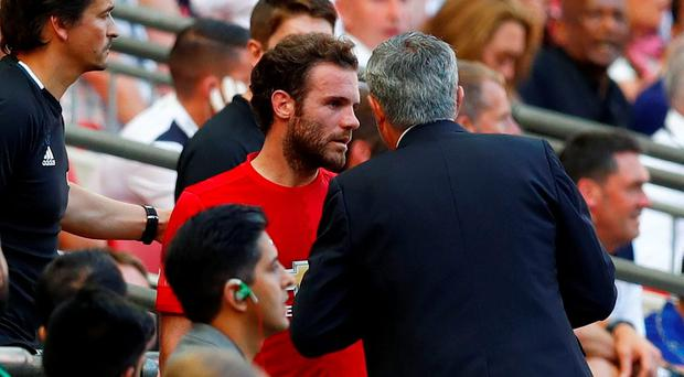 Whether there will be a long-term future for Mata (pictured) under Mourinho at United remains to be seen. Photo: Reuters
