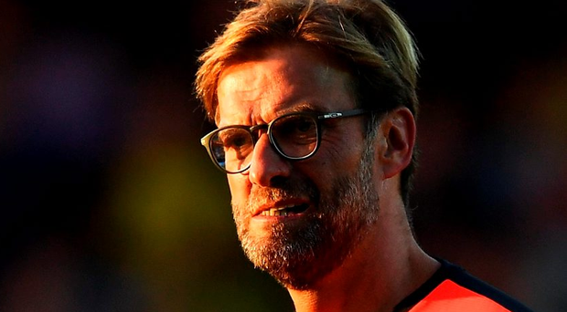 Jurgen Klopp. Photo: Gareth Copley/Getty Images