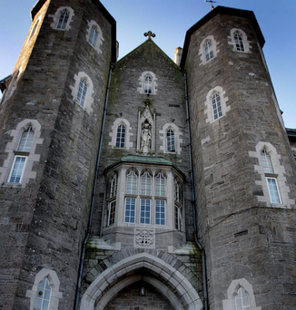 The national seminary in Maynooth Photo: Steve Humphreys
