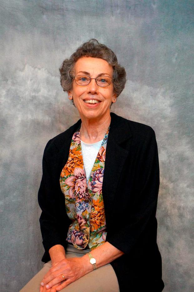 This 2015 photo provided by the School Sisters of St. Francis shows Sister Margaret Held. Sister Paula Merrill and Held, two nuns who worked as nurses and helped the poor in rural Mississippi, were found slain in their home and there were signs of a break-in and their vehicle was missing, officials said Thursday, Aug. 25, 2016