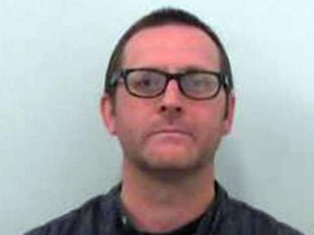Ashley Yates who has been jailed for using a spy pen to film youngsters and adults using the toilet PA
