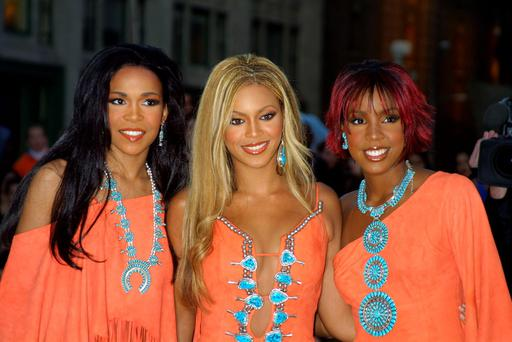Destiny's Child at the 2001 MTV VMAs