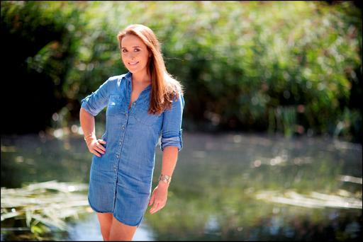 Jules Coll says she fed her despair by shovelling 'food into my mouth all day every day' before she tackled her obesity by having surgery. Photo: David Conachy
