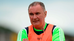 Former Mayo ladies football manager Frank Browne Photo: Seb Daly/Sportsfile