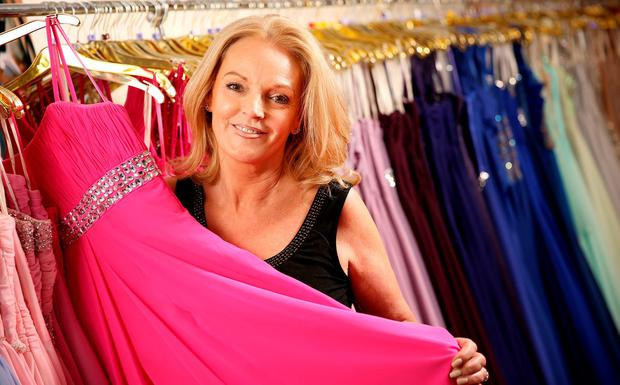 Marian Gale boutique. Picture: Gerry Mooney
