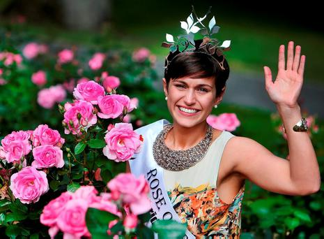 In 2014, Maria Walsh became the first openly gay Rose. Photo: Steve Humphreys