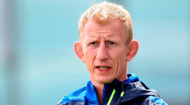 Leinster head coach Leo Cullen Photo: Cody Glenn/Sportsfile