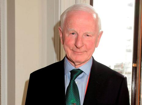 Pat Hickey. Photo credit: Yui Mok/PA Wire