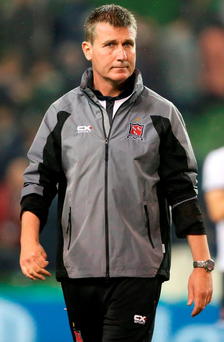 Dundalk manager Stephen Kenny Photo: Niall Carson/PA Wire