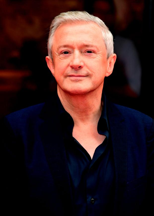 X Factor judge Louis Walsh who said he would consider assisted suicide to avoid spending his life in a nursing home when older