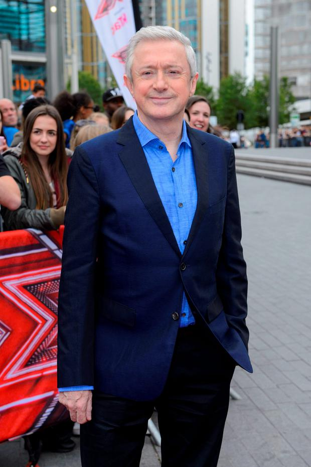 X Factor judge Louis Walsh, who has taken a dig at pop groups Girls Aloud and the Spice Girls while discussing some of this year's X Factor contestants