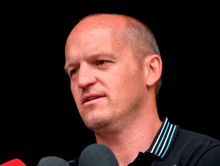 Gregor Townsend: 'We have to improve'. Photo: Eóin Noonan/Sportsfile