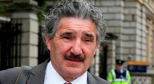 CONTROVERSY: Independent Alliance's John Halligan. Photo: Tom Burke