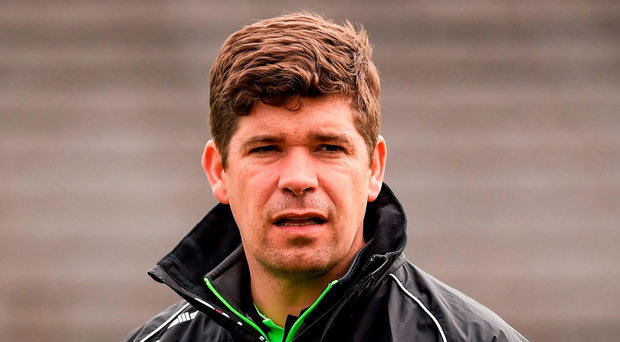 Kerry manager Eamon Fitzmaurice. Photo: Philip Fitzpatrick
