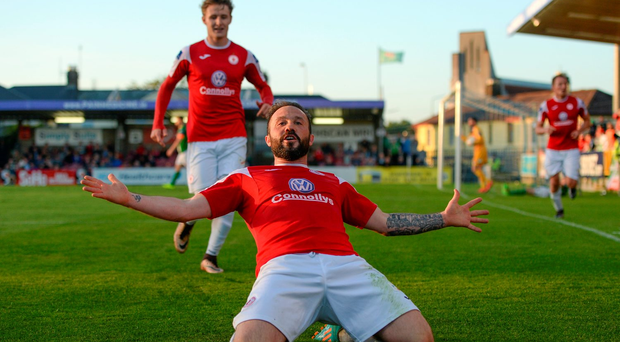 Raffaele Cretaro of Sligo Rovers. Photo: Sportsfile