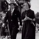 Man and Wife: Brian Rix and his wife Elspet Gray, who became his co-star and fellow campaigner