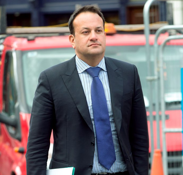 Leo Varadkar. Photo: Tony Gavin