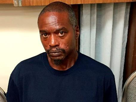 Rodney Earl Sanders, charged with two counts of capital murder in connection with the killing of two nuns, is seen in an undated picture released by the Mississippi Department of Public Safety. Photo: Mississippi Department of Public Safety/Handout via Reuters