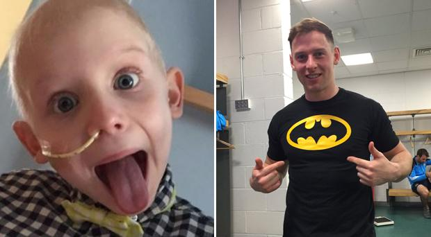 'Batman' Ben Farrell lost his brave battle with cancer