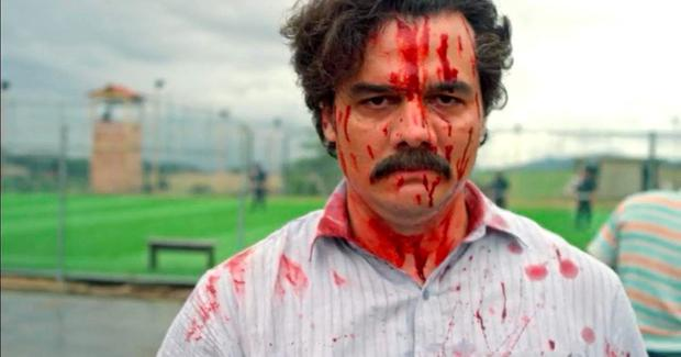 Wagner Moura in 'Narcos'
