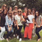 Aoibhin Garrihy enjoys a hen do with a difference at Mount Juliet Estate. Photo: Instagram