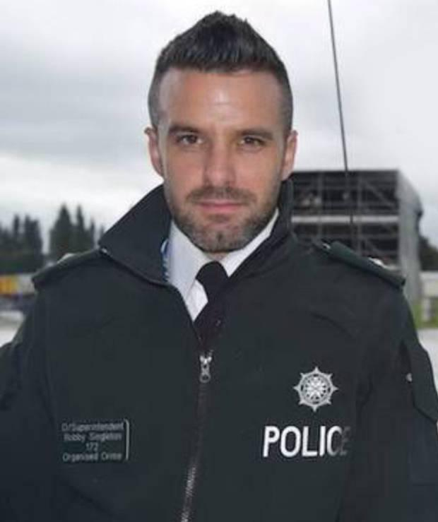 Detective Superintendent Bobby Singleton, who was the focus of a controversial recruitment drive on social media by the PSNI