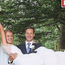 Paul Sculfor (44) celebrates 'dream' wedding with Federica Amati (29). Pic: Hello Magazine