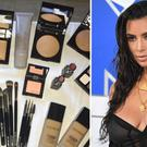 Mario used Laura Mercier products to create Kim Kardashian's 'Greek goddess' look for the VMAs