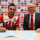 Sofiane Boufal has joined Southampton