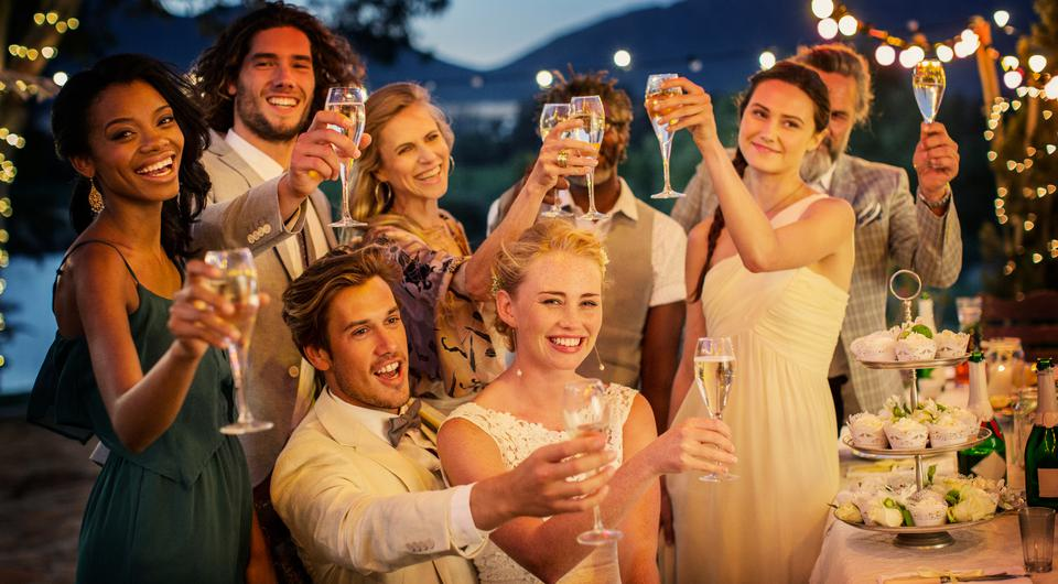 Be careful with trends at weddings