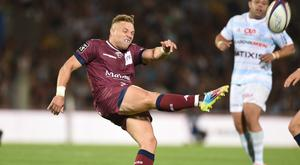 Ian Madigan is now plying his trade in Bordeaux