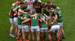Mayo will contest the All Ireland final against Dublin