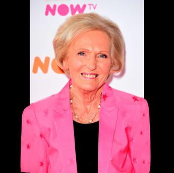 Mary Berry has stuck by her comments, telling the BBC Radio 4 that deep-fat fryers are dangerous because they cause fires as well as being detrimental to health. Photo: Ian West