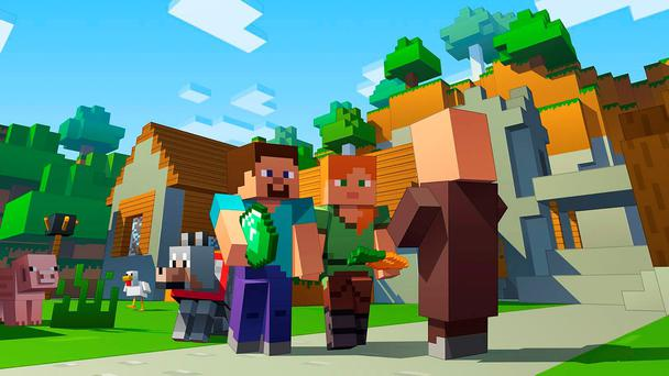 The award-winning game Minecraft is already being used as a way to improve 'computational thinking', or the ability to think about and solve problems.