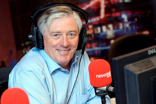 Pat Kenny. Photo: Jason Clarke