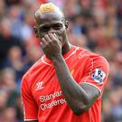 Liverpool's unwanted striker Mario Balotelli