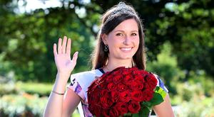 New Rose of Tralee Maggie McEldowney. Photo: Frank McGrath