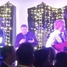 Ed Sheeran joins Snow Patrol at a wedding in Derry.