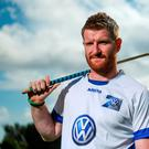 Former Kilkenny sharpshooter Richie Power was in Dublin yesterday to officially launch this year's Volkswagen All-Ireland Junior Hurling Sevens in St Jude's. Photo by Ramsey Cardy/Sportsfile
