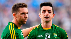 The likes of Aidan O'Mahony and Marc Ó Sé have been great servants and owe nothing to Kerry football. Photo: Brendan Moran/Sportsfile